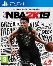 NBA 2K19 Steelbook Edition (PS4)