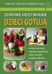 Zdrowe odżywianie Dzieci gotują