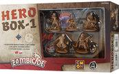 Zombicide: Czarna plaga - Hero Box-1 (Gra Planszowa)