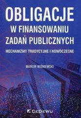 Obligacje w finansowaniu zadań publicznych