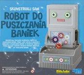 Robot do puszczania baniek