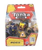 Tonka Town Ross pilot Figurka z akcesoriami