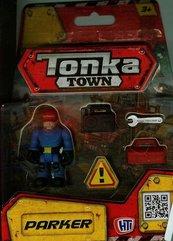 Tonka Town Parker z akcesoriami