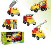 City Truck mix