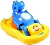 Pływający hipopotam śpiewak