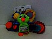 Tomy Lamaze zawieszka paw pluszowy
