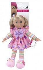 Lalka bobas Lucy 36 cm