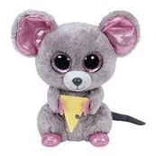 Beanie Boos Squeaker myszka z serem 15 cm