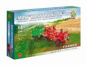 Mały konstruktor maszyny rolnicze - Farmer