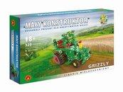 Mały konstruktor maszyny rolnicze - Grizzly