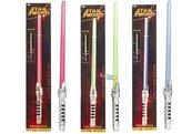 Miecz świetlny Star Wars światło i dźwięk