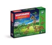 Magformers Dinosaur 65 elementów