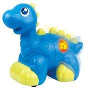 Wędrujący Dino niebieski