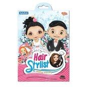 Plastelina Hair stylist Dream wedding Party