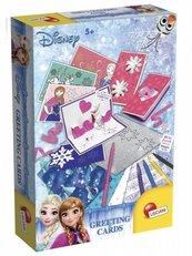 Frozen Stwórz własne kartki