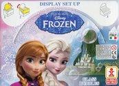 Bańki mydlane Glass Frozen 12 sztuk