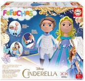 Lalki Kopciuszek Cinderella Fofuchas