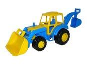 Majster traktor-koparka mix