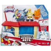 Transformers Rescue Bots Straż pożarna