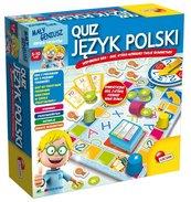 Mały Geniusz Quiz Język polski
