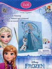 Kraina Lodu Obraz Elsa / Olaf