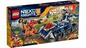 Lego Nexo Knights Pojazd Axla