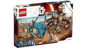 Lego Star Wars Spotkanie na Jakku