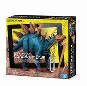 DNA dinozaurów Stegozaur