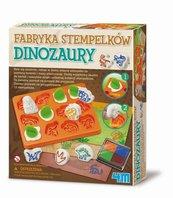 Fabryka stempelków Dinozaury