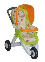Wózek dla lalek Nr2 spacerowy 3-kołowy
