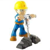 Bob Budowniczy Minifigurka z narzędziami Bob kamieniarz