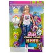 Barbie lalka w świecie gier