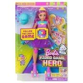 Barbie Video Game Hero Księżniczka z grą pamięciową
