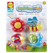 Bath Squirters Garden Zabawki do kąpieli Figurki ogrodowe
