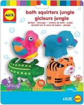 Bath Squirters Jungle Zabawki do kąpieli Zwierzątka z dżungli