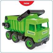 Middle Truck Wywrotka zielona w kartonie