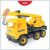 Middle Truck Dźwig żółty w kartonie