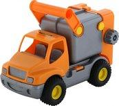 ConsTruck Samochód komunalny pomarańczowy