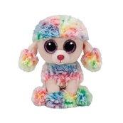 Beanie Boos Rainbow wielobarwny pudel średni