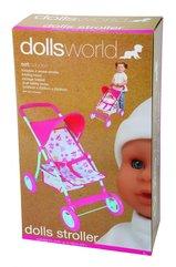 Wózek spacerowy dla lalek do 56 cm Deluxe