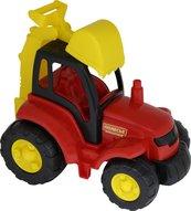 Traktor z łopatą Mistrz
