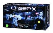LaserX Pistolet na podczerwień zestaw podwójny