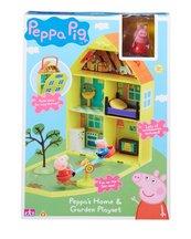 Peppa Domek Peppy +Ogród