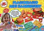 Plastociasto Mini hamburger