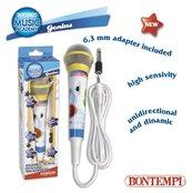 Mikrofon dynamiczny karaoke