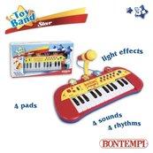 Organy elektroniczne 24 klawisze z mikrofonem