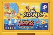 Plastelina pływająca Dr Cosmic 5 kolorów