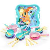 My Little Pony Zestaw obiadowy 31 elementów