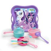 My Little Pony Zestaw do gotowania 11 elementów