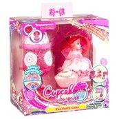 Cupcake Zestaw deser lodowy różowa